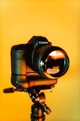 DSLR camera rental 24hrs