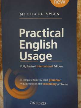 Michal swan- Practical English Usage - English grammar book (4th ed.)
