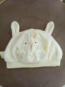 Topi bayi Yuanmeng lucu