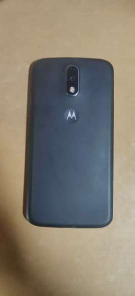Moto G4 plus 3/ 32 GB version rarely used