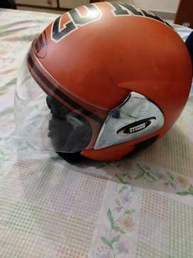 6 month old helmet very less used