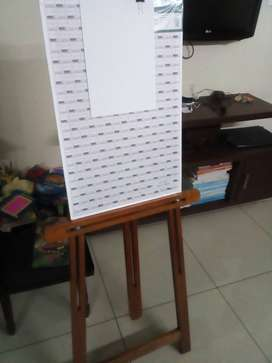 Brand new canvas holding stand ( easel)for artists