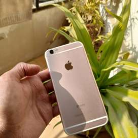 Iphone 6s rose gold 10/10 condition