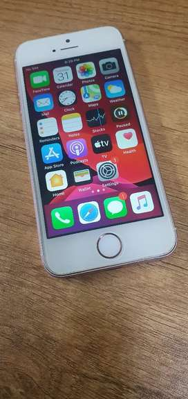 Iphone SE - 32GB - Rose Gold - With 2 Month Warranty  & Bill