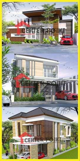 Desain Arsitek Gambar RAB IMB Kontraktor Rumah di Padang Panjang