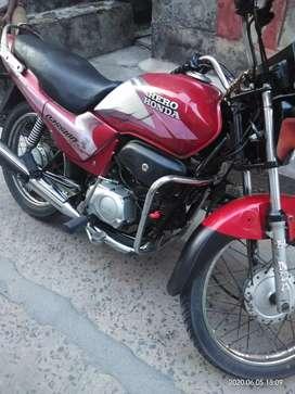Hero Honda Passion Plus 2006, Nice Condition