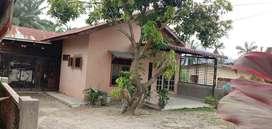 Rumah Dekat Pasar Glugur