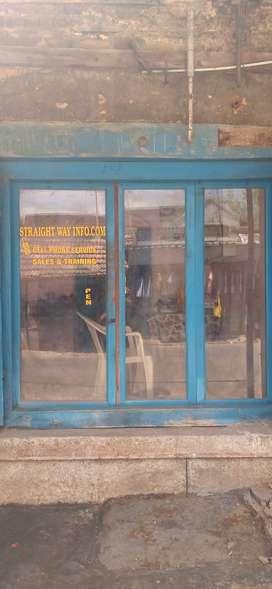 Kongu tree pitting 5mm glass door is for sale.His width is 183 cm heig