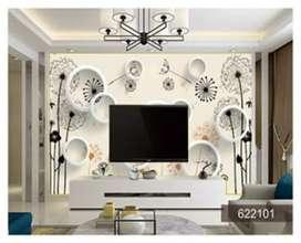 Wallpaper dinding custom Rom