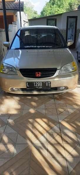 Honda civic vti 2001 pajak baru