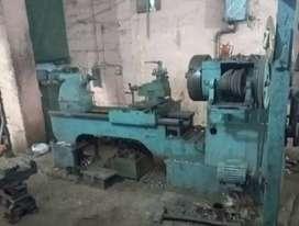 Lathe machinery,welding machine etc