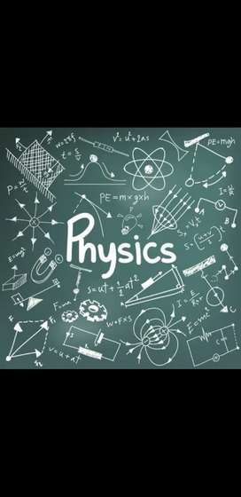 Physics online tution avaliable for metric,intermediate,and bachelors.