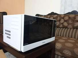 Panasonic microwave oven new imported