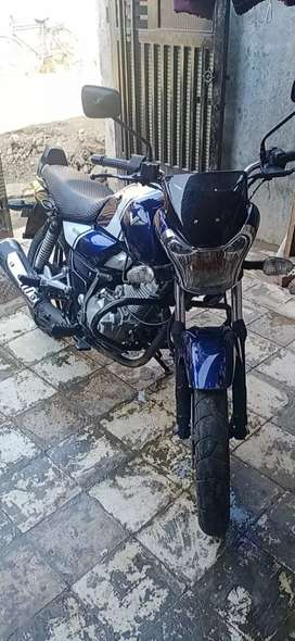 Good condition and very nice bike