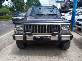 jeep cheeroke 1994 automatic contry xj limited