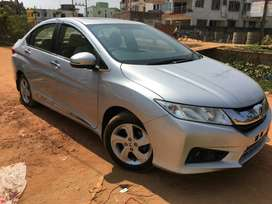 Honda City VX (O) Manual Diesel, 2017, Diesel