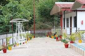 Resort For Sale Near Kempty Fall Mussoorie Uttarakhand