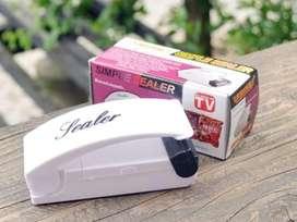 PROMO - Hand sealer kotak mini bungkus perekat press