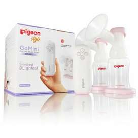 Pompa asi / breastpump pigeon go mini dual pump