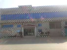 Haseeb Marriage Hall for sale. Can be used as hall/scl/hosp/plaza etc