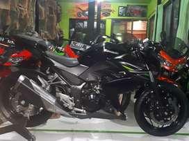 Ninja Z 250 cc Black Cobra 2014 Registrasi (FMS) GRESIK