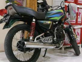 Yamaha Rx king 2000 hijau mulus