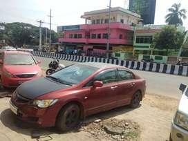 Automatic transmission car