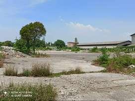 Tanah Industri di Kawasan Industri Gresik (KIG)