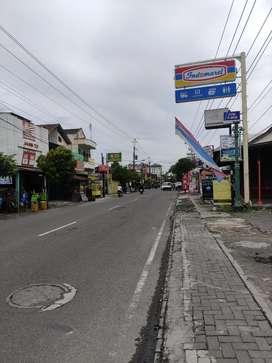 Gudang Baru Dalam kota Jogja. Kontainer Bisa Masuk