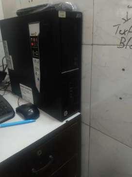 HP Z230 SSF server workstation