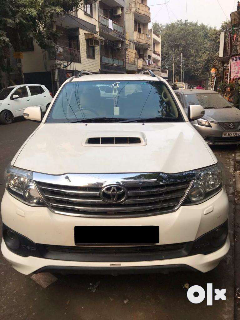 Toyota Fortuner 3.0 4x2 Automatic, 2014, Diesel 0