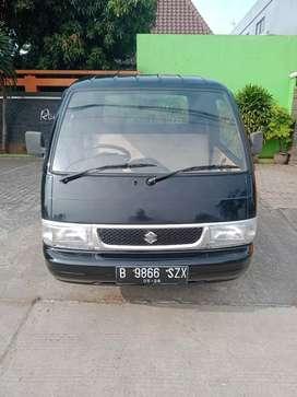 Dijual Suzuki carry pick up tahun 2010 pajak kir idup sasis mesin bgus