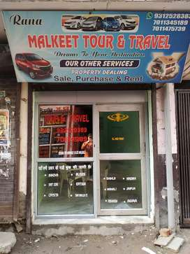 Malkeet tour and travels.