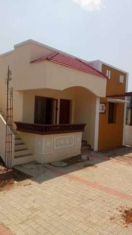 DTCP Apprvd 2 BHK Villas @ Cheap price