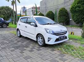 PROMO DP MINIM 6JT • TOYOTA AGYA G TRD S AT 2016