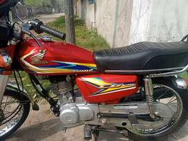 Honda 125 For Sale.