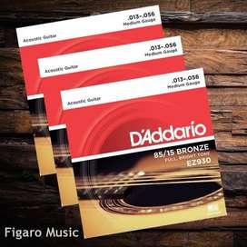 Senar Gitar Akustik D'Addario EZ930 .013-.056 - Acoustic Guitar String