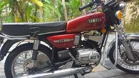 Yamaha RX100 1984 model