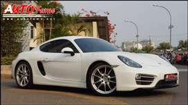 Porsche Cayman Sport Chrono 2013 KM 12.000 Perfect Condition