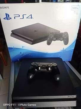 PS4 Slim 500gb Full game masuk pak eko