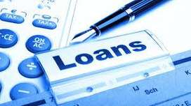 Call us and get personal loan, business laon in just a min