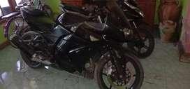 Jual Ninja 250R Karbu 2011