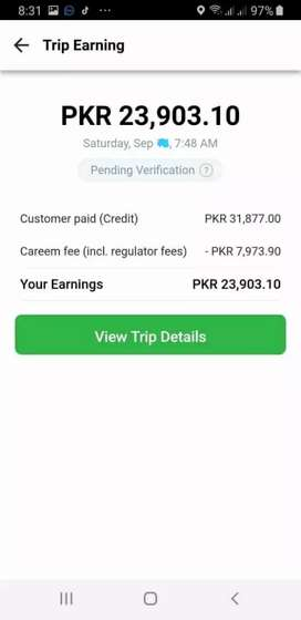 Careem job needed