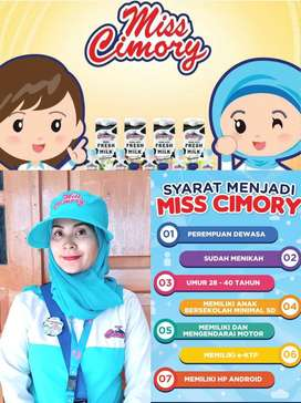 Miss Cimory Mandiri