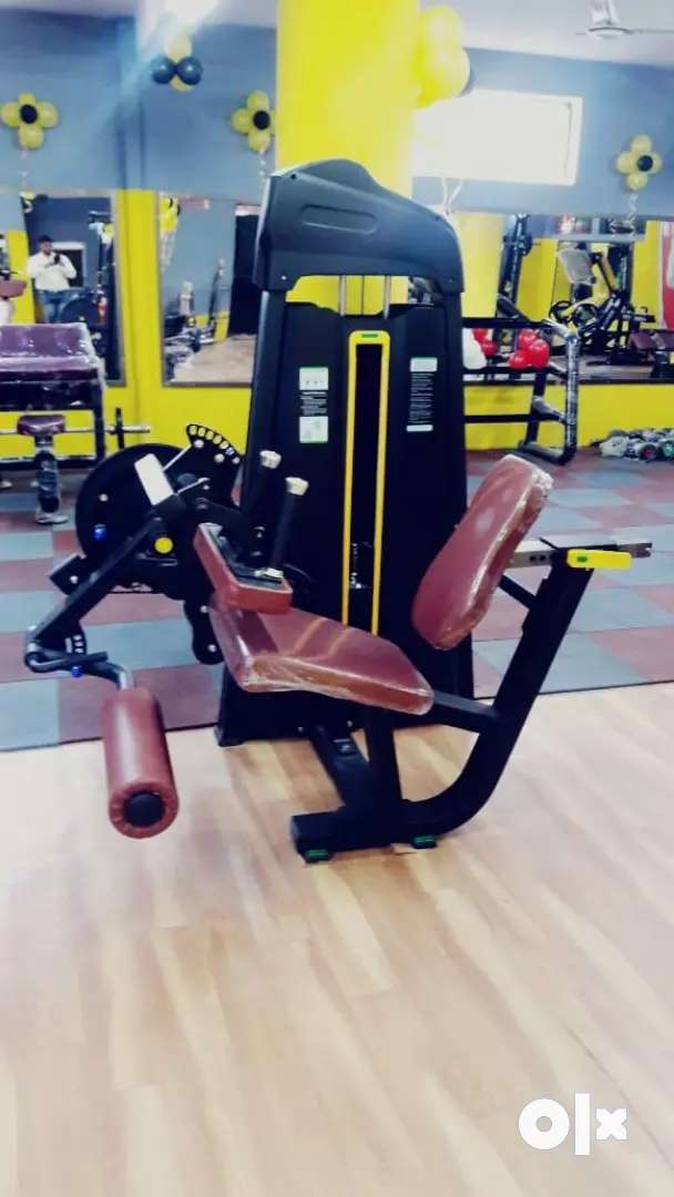 Hollister gym setup manufacturing 0