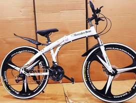 NEW MERCEDES BENZ,BMW ,AUDI 21 GEARS FOLDABLE CYCLE