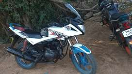 Single owner speed 125 cc mass bike