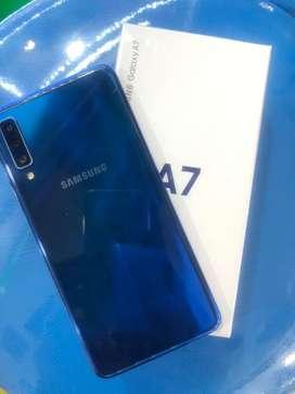 galaxy A7 4/64 blue
