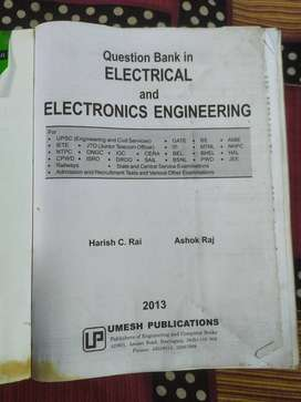 Electrical engineering objective Book