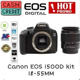 CANON EOS 1500D Kit 18-55MM Wifi PROMO NEW PRODUK
